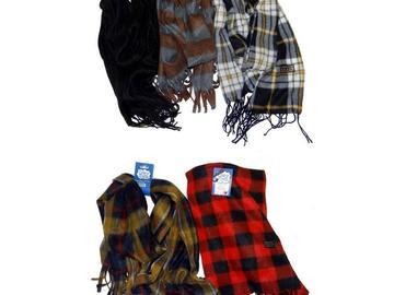Buy Now: (100) Cozy Zone – Winter Fleece Scarves