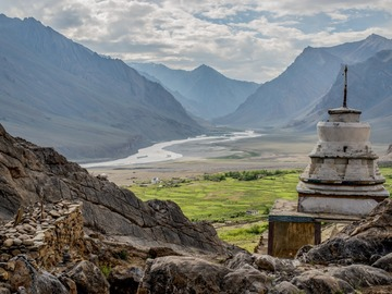 Book (with online payment): Markha valley trek - Ladakh - India
