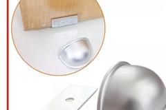 Buy Now: Magnetic door slam stopper