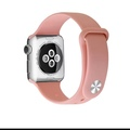 Buy Now: 100 Silicone strap band for Apple Watch lots wholesale