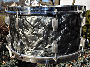 """Selling with online payment: Leedy & Ludwig Concert snare - 15"""" x 8"""""""