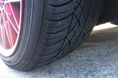 Selling: F1R wheels and tires