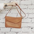 Products: STELLA HANDBAG - TAN LEATHER