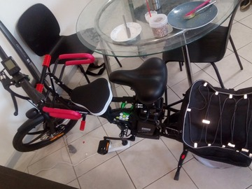 Daily Rate: Electric bike for rent