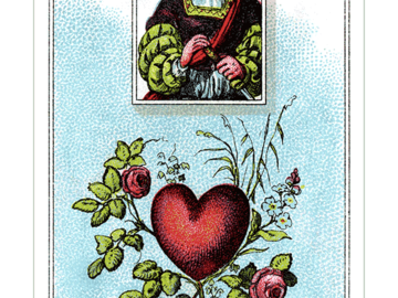 Selling: LENORMAND AND TAROT LOVE READING
