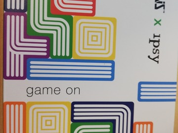 Venta: Tetris x Ipsy Game On palette