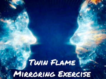 Selling: Audio Twin Flame Mirroring Exercise Coaching