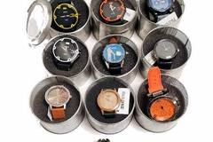 Buy Now: (100) Mad Style Assorted Men's Big Face Watches