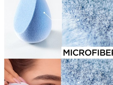 Buy Now: 100 Microfiber Makeup SpongeSuper