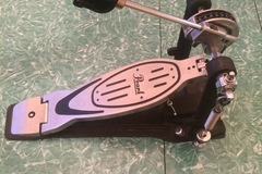 SOLD!: Pearl P900 bass drum pedal - like new
