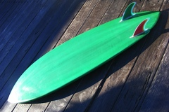 Monthly Rate: Twin Fin Board