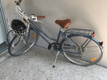 Monthly Rate: Crusier Bike