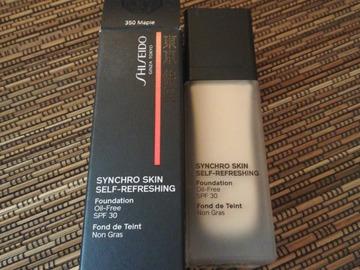 Venta: Base shiseido