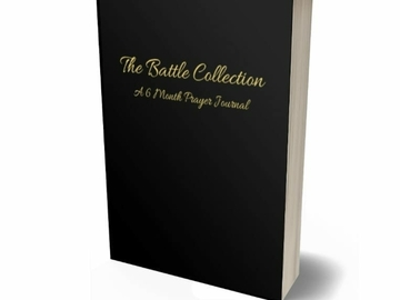 Selling with online payment: 6 Month Prayer Journal