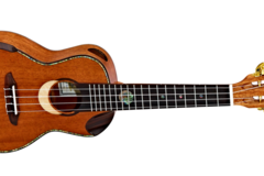 Renting out: Ortega Eclipse Series Acoustic Ukulele Concert Solid Mahogany