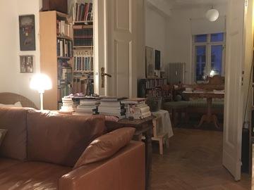 Tauschobjekt: 3 Zi Altb. Berlin-Ch. für 4-Zi