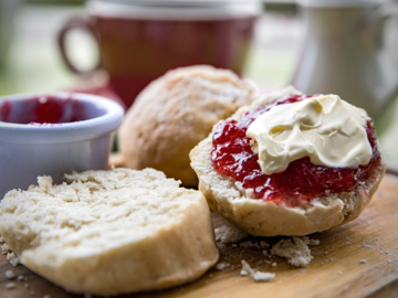 "Buy Products: ""Cream Tea"" for Two"
