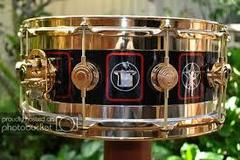 "Wanted/Looking For/Trade: LOOKING FOR: DW Neil Peart R30 Edge Snare Drum ""Starman"""