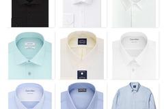Buy Now: 55 Men's Brand Name Dress Shirts, Returns, $4,100 MSRP!