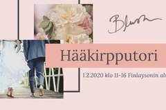 Ostetaan: Hääkirpputori Tampereella 1.2.2020