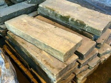 Material For Sale: Used Kerb Stones