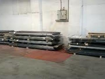 Material For Sale: Used Cladding Sheets