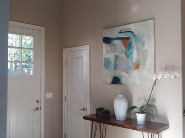 Offering Service By The Day w/ Online Payment: Interior House Painting & Cabinet Staining Ruiz-R-Painting