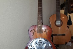 Renting out: Fender Resonator