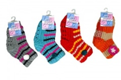 Buy Now: 144 Description Keep those baby toes warm with/Colorful Socks.