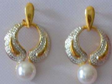 Buy Now: High End Designer Fashion Earrings -- 100 Pairs - MSRP - $4500+