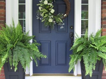 Offering with online payment: Custom Exterior Front Door Painting Near LA - Pasadena