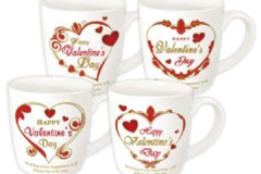 Buy Now: 96 Wholesale Valentines Mug
