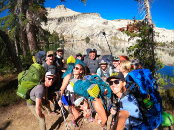 Offering services per person: 3 Day / 2 Night Guided Backcountry Team Building Adventure