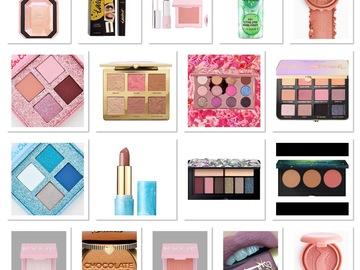 Buy Now: 100 Piece High End Makeup/Skin Care Assortment