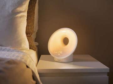 Myydään: Philips Somneo Wake Up Light