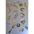 Buy Now: 300 Assorted Quality Jewelry Silver & Gold Tone (Fashion Pins)