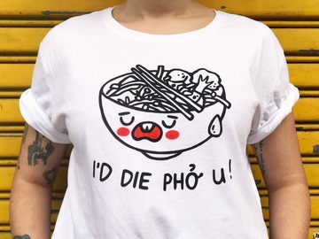 : PHO LOVER – Organic Cotton Unisex T-Shirt