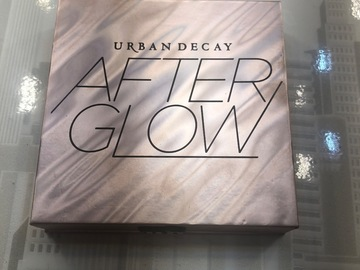 Venta: Urban Afterglow palette Urba Decay