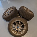 Selling: Audi A3/S3/RS3 VW GTI/Golf/Golf R winter wheel / tire set