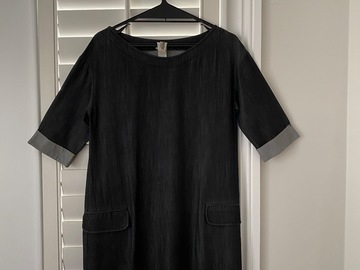 Selling: Denim shift dress