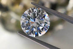 Buy Now: 10 pieces of Loose Moissanite 2.0ct Carat 8.0mm F Color Round