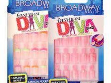 Buy Now: Broadway Fashion Diva Fashion Nails ,Beauty Supply