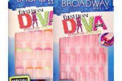 Buy Now: Broadway Fashion Diva Fashion Nails ,Beauty Supply