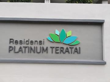 For rent: SETAPAK || 5-10 min to TARUC || Platinum Teratai