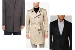 Buy Now: Men's Jackets, Sportcoats, Raincoats, Michael Kors, RL, CK + More