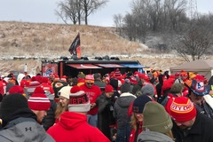 Free Events: Chiefs Lot J Tailgate - AFC Championship Style!!
