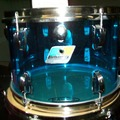 Selling with online payment: mid 70's  Ludwig Vistalite 5pc Drum Set