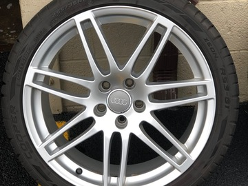 "Selling: 19"" Audi (B7 RS4 style)"
