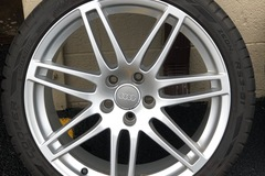 """Selling: 19"""" Audi (B7 RS4 style)"""