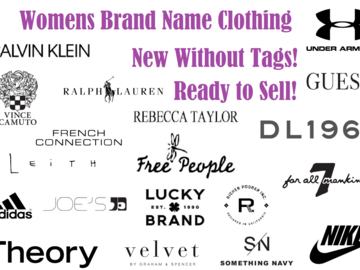 Buy Now: Women's Brand Name Clothing, NWOT, Free People, Guess, UA, + More